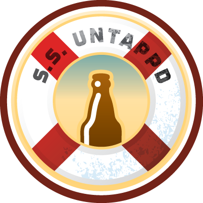 Ahoy Matey! Untappd badge brought to you by thekruser
