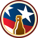 All American Untappd badge brought to you by thekruser