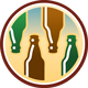 Beer Party Untappd badge brought to you by thekruser
