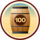 Brew Master Untappd badge brought to you by thekruser