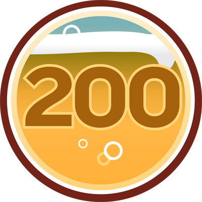 Master Untappd badge brought to you by thekruser