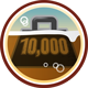 Heavy Weight Untappd badge brought to you by thekruser