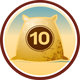 Home Brewer Untappd badge brought to you by thekruser