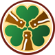 Luck of the Irish Untappd badge brought to you by thekruser