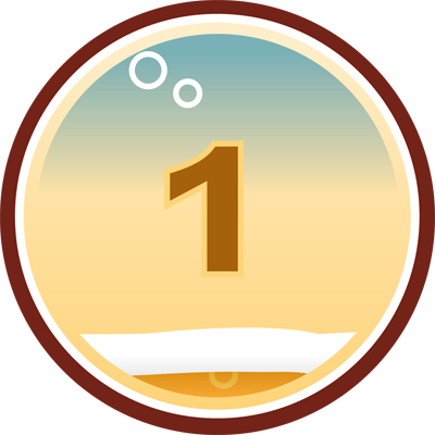 Newbie Untappd badge brought to you by thekruser