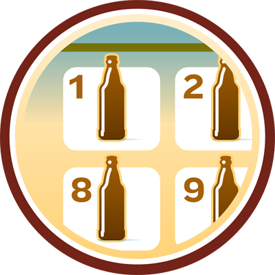 Power Month Untappd badge brought to you by thekruser
