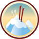 Hitting the Slopes Untappd badge brought to you by thekruser