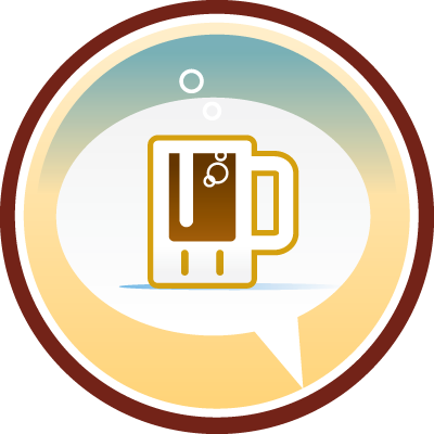 Social Drinker Untappd badge brought to you by thekruser