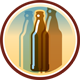 Take It Easy Untappd badge brought to you by thekruser
