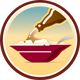 Top of the Mornin Untappd badge brought to you by thekruser