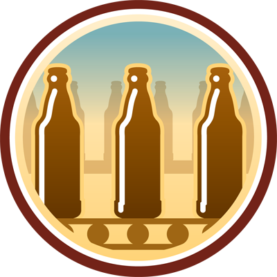 The Usual Untappd badge brought to you by thekruser