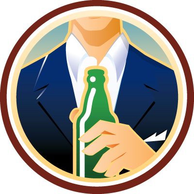 Weekday Warrior Untappd badge brought to you by thekruser