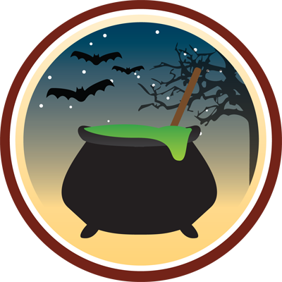 Witch's Brew Untappd badge brought to you by thekruser