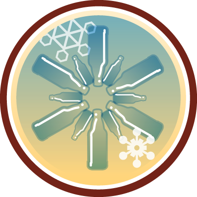 Winter Wonderland Untappd badge brought to you by thekruser